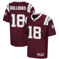 """Mississippi State Bulldogs NCAA """"Double Reverse Play """" Youth Football Jersey"""