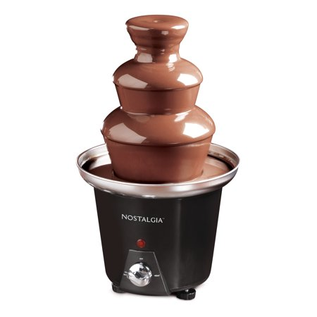 CFF965 3-Tier 1.5-Pound Chocolate Fondue (Best Chocolate Fountains)