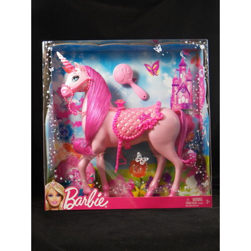 Barbie Princess Unicorn, Pink