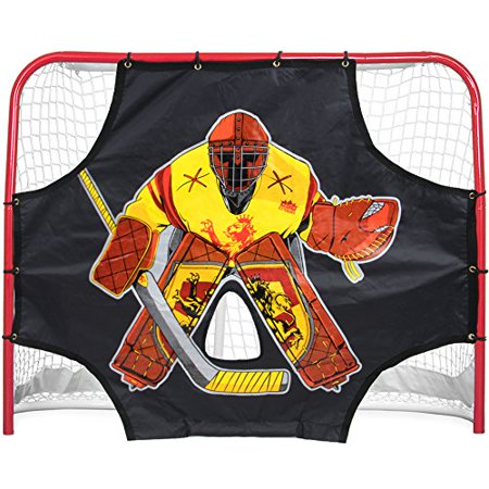 Sporting Goods Discounters (Crown Sporting Goods Ultimate Red Knight Street Hockey Shot Target, 54