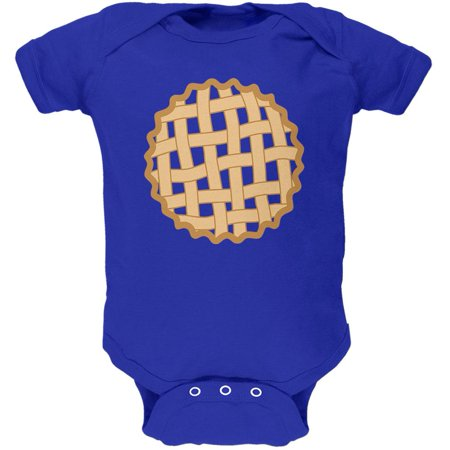 Halloween Lattice Pie Costume Blueberry Soft Baby One Piece (Blueberry Costumes)