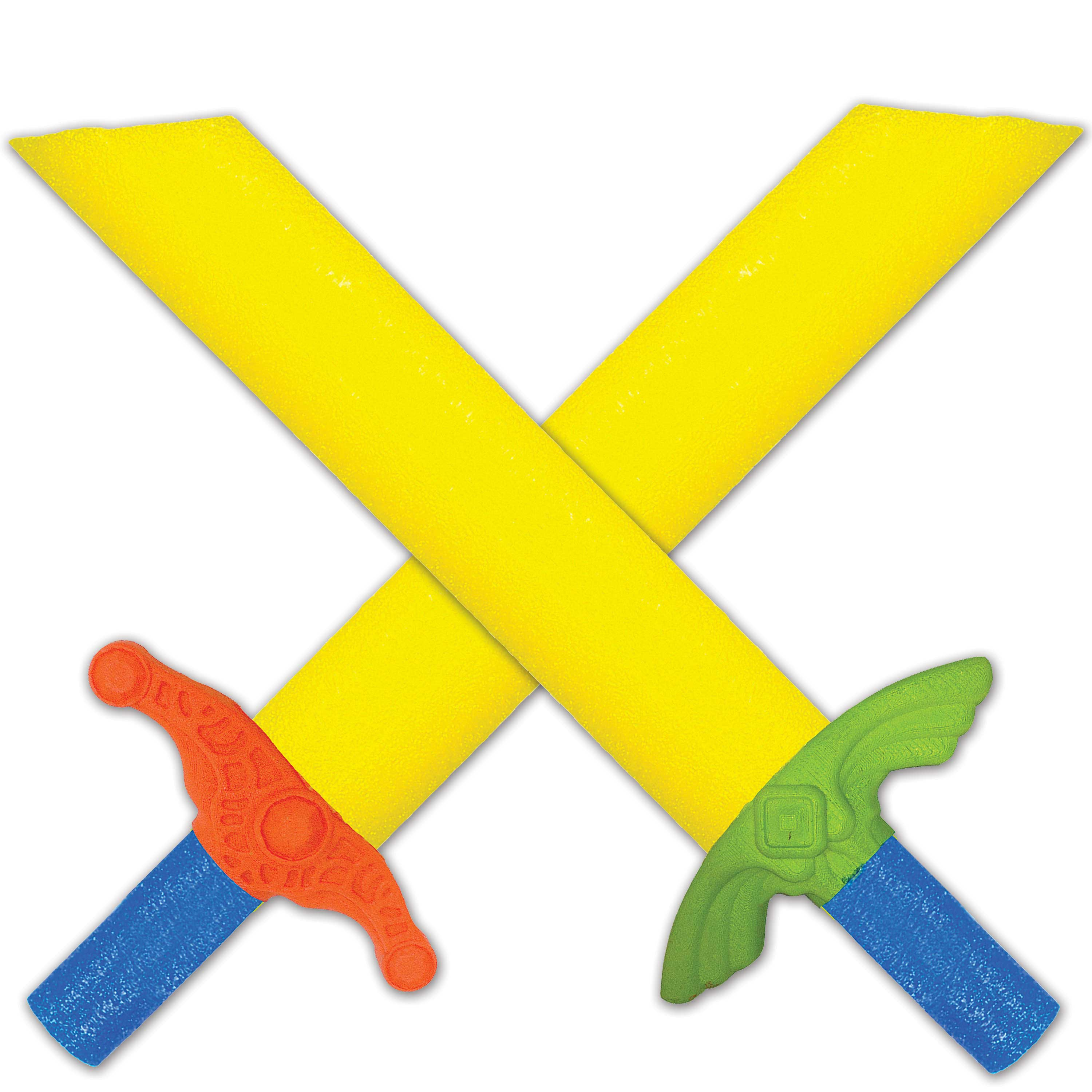 Swimways Noodle Knights Toy Pool Noodle Sword