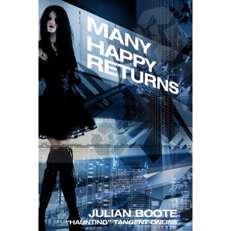 Many Happy Returns - eBook (Many Many Returns Of The Day Happy Birthday)