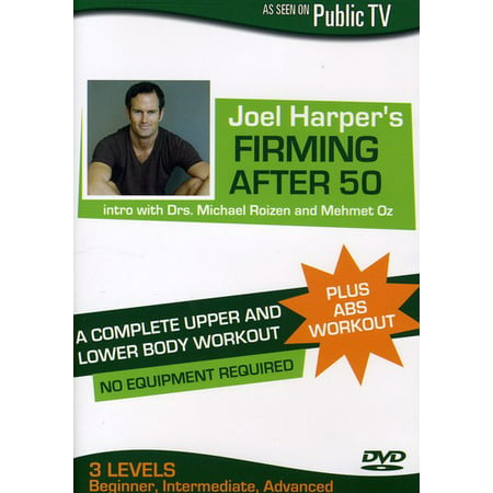Koch International Harper Joel-firming After 50 [dvd/ws]
