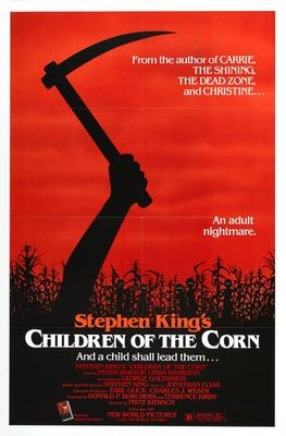 Children Of The Corn Movie Poster 11x17 Mini Poster by