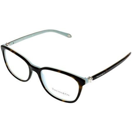 4e582ec3171 Tiffany   Co Prescription Eyewear Frames Womens Oval Havana TF2109HB .