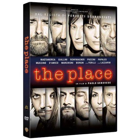 The Place (2017) [ NON-USA FORMAT, PAL, Reg.2 Import - Italy ] - Halloween Usa 2017 Date