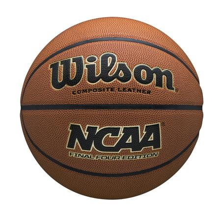 Wilson NCAA Final Four Edition Basketball, Official Size - 29.5