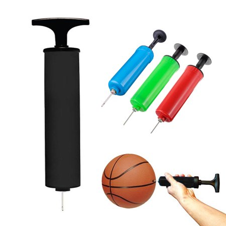 96 Pump Air Inflator Needle Handheld Party Balloon Basketball Soccer Volley Ball
