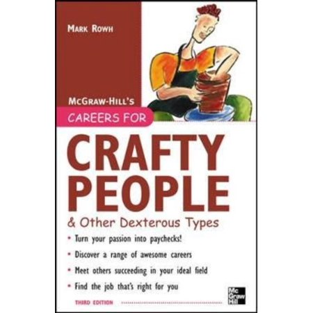 Careers For Crafty People   Other Dexterous Types