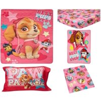 Paw Patrol 5-Piece Toddler Bedding Set