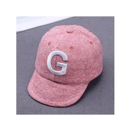 Taykoo Baseball Cap Embroidery Cotton Snapback Sun Hat For Toddler Kids Baby Boys Girls ()