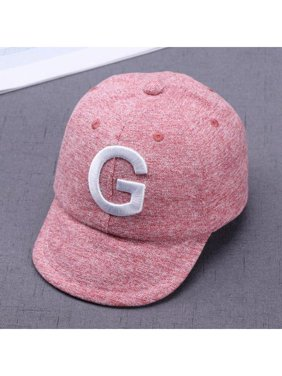 Taykoo Baseball Cap Embroidery Cotton Snapback Sun Hat For Toddler Kids Baby Boys Girls