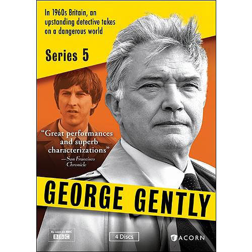 George Gently: Series 5 (Widescreen)