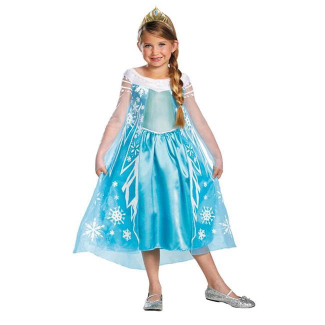 Frozen Elsa Deluxe 10-12