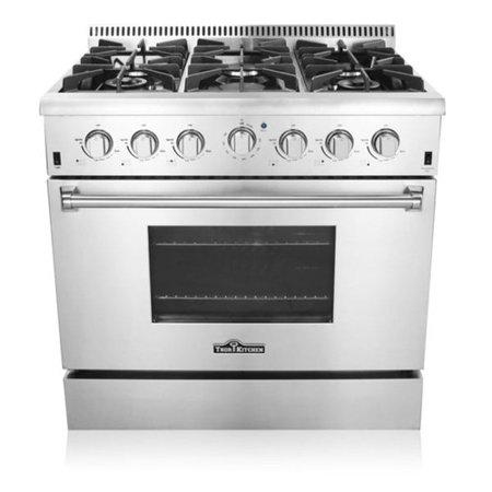 Thor Kitchen Professional 36 Free Standing Gas Range