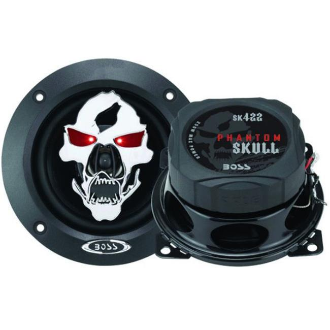 Phantom 4 in. 2-Way Speaker with With Rubber Surrounds - AVA-SK422