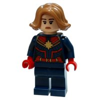 LEGO Super Heroes Captain Marvel Minifigure [No Packaging]