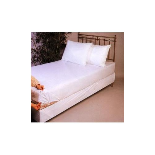 Soft Vinyl Fitted Mattress Cover, Cot Size 30 x 75 ...