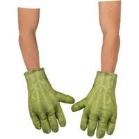 Hulk Avengers Endgame Boys Child Marvel Superhero Costume Padded Gloves
