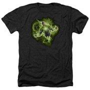 Green Lantern Lantern Nebula Mens Heather Shirt