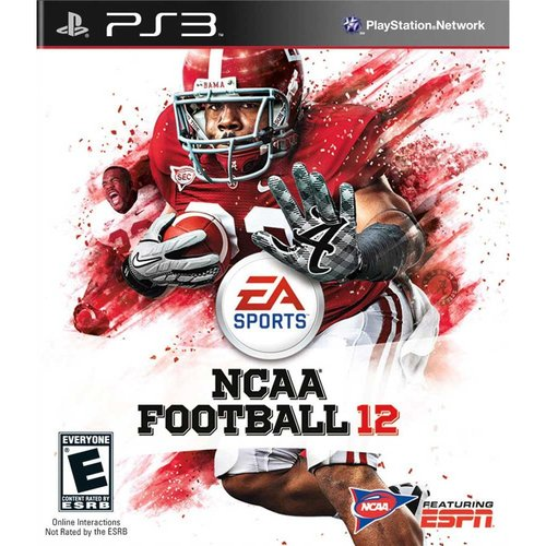 Brand New - Electronic Arts Ncaa Football 12 - PS3 - Playstation 3