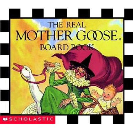 Real Mother Goose (Board Book)
