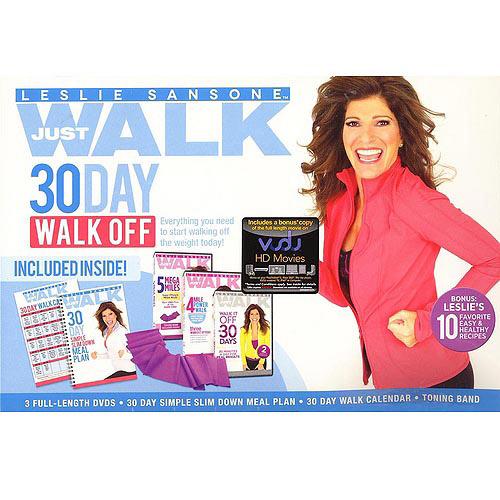 Leslie: 30-Day Walk Off Kit