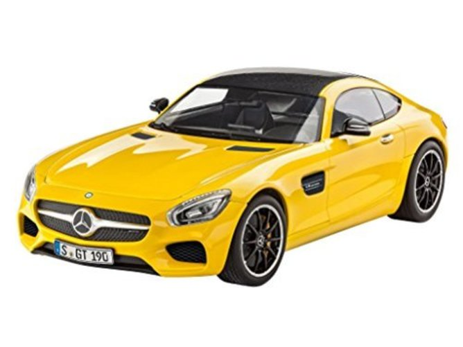 Revell 07028, Mercedes-AMG GT, 1:24 Scale plastic model by Revell