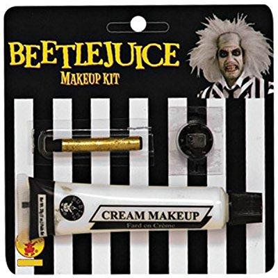 Beetlejuice Makeup Kit Adult Halloween Costume Accessory