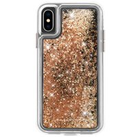 Case-Mate Apple iPhone Xs / X Waterfall Gold Case