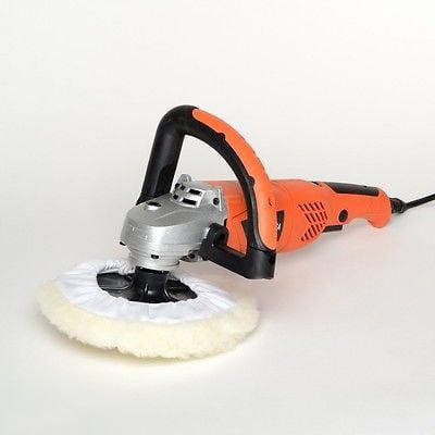 Electric Floor Buffer (Heavy Duty Electric Power Auto Car Buffer Polisher Tool Buffing Auto Car)