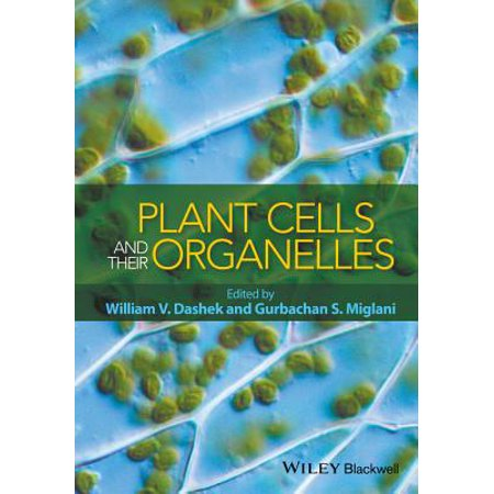 Plant Cells and Their Organelles