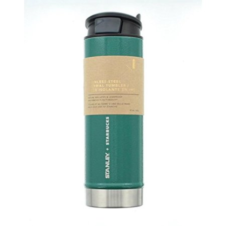 STANLEY + Stainless Steel Thermal Tumbler, 16 oz Double Wall Design By Starbucks - Starbucks Halloween Tumblers