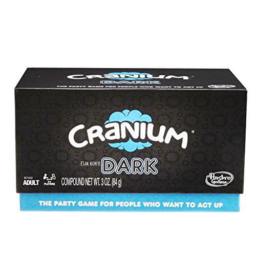 Cranium Dark Game by Hasbro
