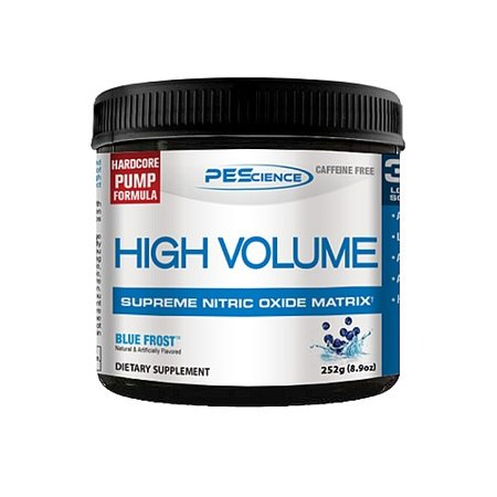 PES High Volume - Blue Frost 252 g