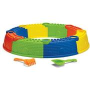 International Playthings Kidoozie Castle Sand Pit