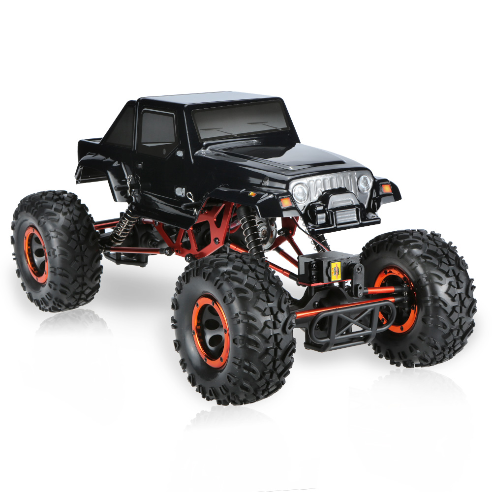 HSP 94180T2 1/10 2.4Ghz 2CH 4WD Electronic Powered Brushe...