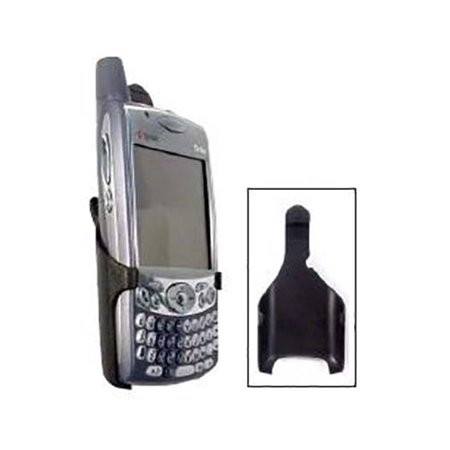 Leather Treo Smartphone - NEW BLACK BELT CLIP HOLSTER CASE FOR TREO 650 600 700 700P 700w 700wx CELL PHONE