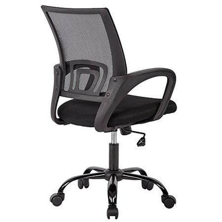 ergonomic mesh computer office desk midback task chair w metal base