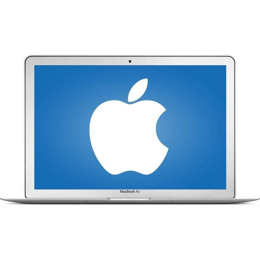 "Refurbished Apple MacBook Air Intel Core i5 13.3"" 4GB Memory 128GB SSD Mac OS X MD231LL/A Grade A, Silver"