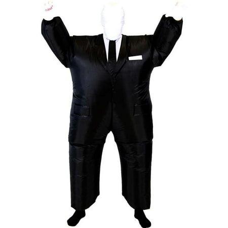 Slender Man Chub Suit Adult Costume