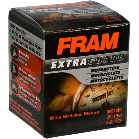 FRAM PH6018 Motorcycle Oil Filter