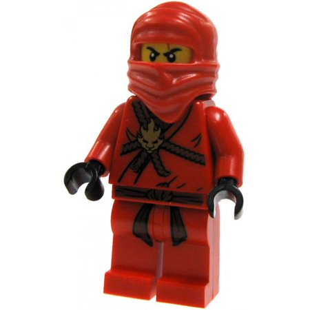 LEGO Ninjago The Golden Weapons Kai Minifigure [No Packaging]](Kai Lego Ninjago)