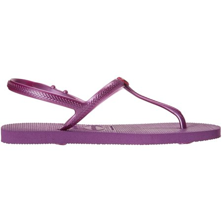 48968fdc5a88 Kids Havaianas Girls Freedom Bungee Ankle Strap Flip - image 1 of 2 ...