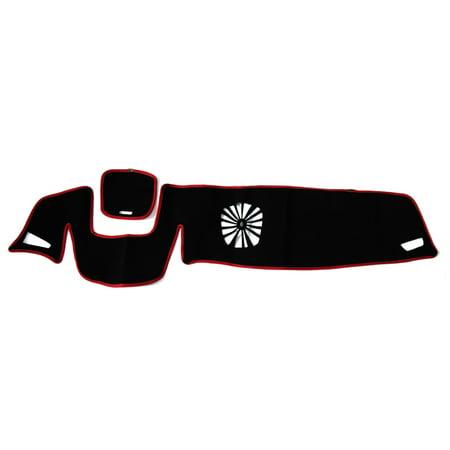 Car Dash Sun Cover Dashboard Dashmat Mat Carpet Pad For Bmw 7 Series 2009 2014