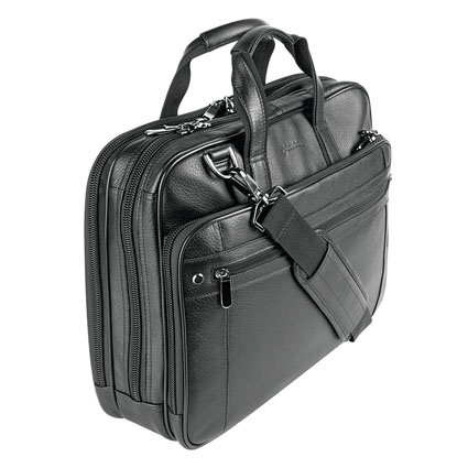 Franklin Laptop Bag - Black