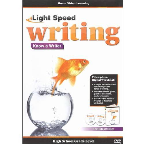 Light Speed Writing: Know A Writer