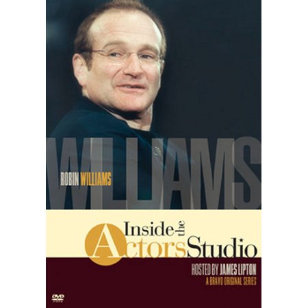 Inside the Actors Studio: Robin Williams (DVD) (Meryl Streep Inside The Actors Studio Full)