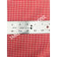 "10 Yards MINI CHECKERED GINGHAM POLYESTER FABRIC BY YARD 60"" INCH 6 Colors"""